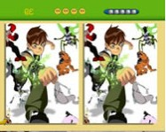 Ben 10 difference online keres�s j�t�k